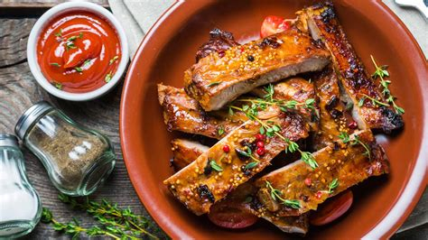 Grupo Gusi | Receta de Costillas con salsa de tomillo