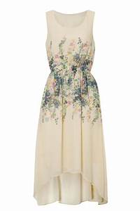 floral waterfall dress weddings clothes and wedding With floral wedding guest dresses