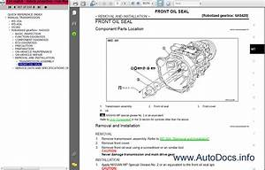 Nissan Cabstar F24 Series Service Manual Repair Manual Order  U0026 Download