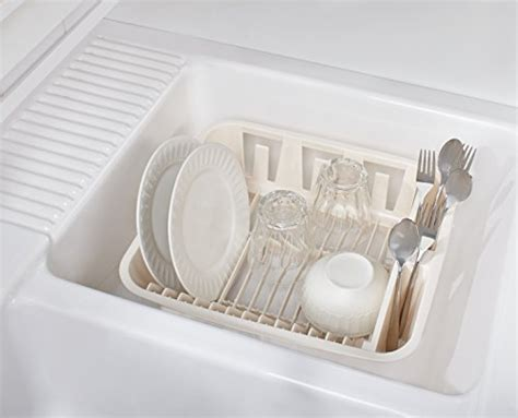 small kitchen sink and drainer rubbermaid antimicrobial dish racks in sink dish drainer 8092