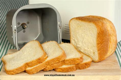 bread machine recipes white bread recipe for bread machine stay at home mum
