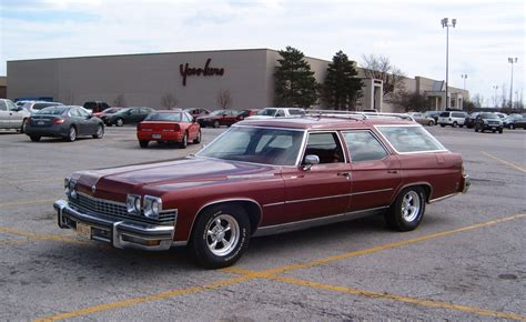 Buick Estate by 1973 Buick Estate Wagon Information And Photos Momentcar