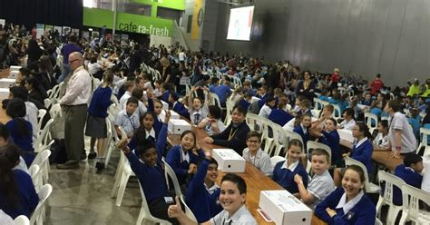 guinness world record smashed redeemer lutheran college