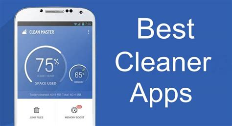 top   cleaner apps  android smartphones