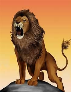 Lion Roar by horsesfree2run on DeviantArt