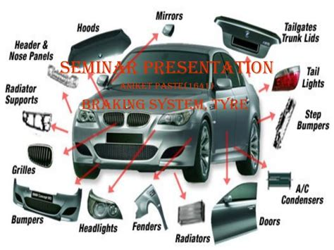 Automobile Braking System & Tyre