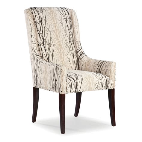 high  dining arm chair wayfair