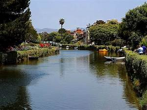 Los Angeles Real Estate Update  The Venice Beach Canals