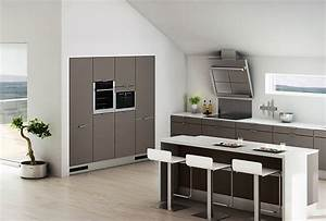 Ilot De Cuisine : cuisine lot central tout savoir sur le lot de cuisine marie claire ~ Teatrodelosmanantiales.com Idées de Décoration