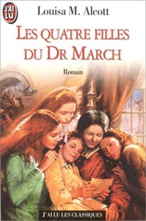 les quatre filles du dr march louisa  alcott lets