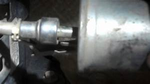 Fuel Filter Replacement 2004 Ford F150 Need Special Tool