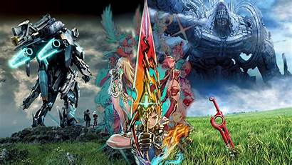 Xenoblade Chronicles Tremblay Posted John Wallpapers