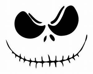 jack skellington svg etsy With jack skellington face template