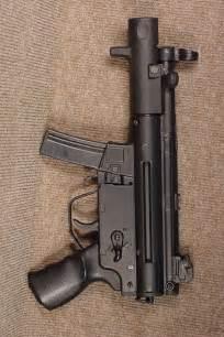 HK MP5K Airsoft Gun
