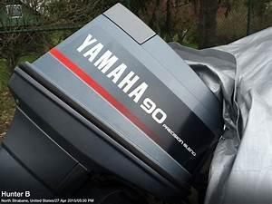1991 Yamaha 90hp Outboard Maintenance