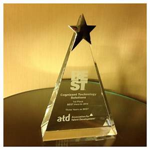 Cognizant Ranked #1 in ATD's BEST Awards Program for the ...