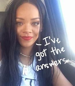 Rihanna Instagr... Rihanna Ig Quotes