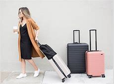 Away Luggage Review CarryOn, Bigger CarryOn and Large