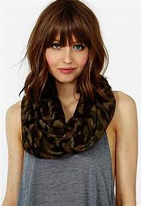 Best Haircut With Bangs For Round Face - Haircuts Models Ideas