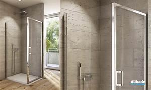 porte et paroi de douche fixe sanswiss espace aubade With porte de douche western