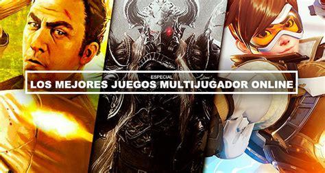 Comparte la aventura y la emoción con amigos o anónimos. Los MEJORES juegos multijugador online - ¡Imprescindibles!