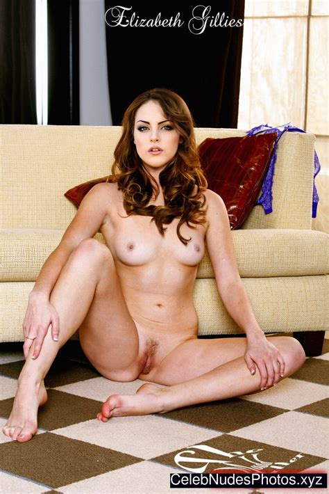 Elizabeth Gillies Naked Celebrity Celeb Nudes Photos