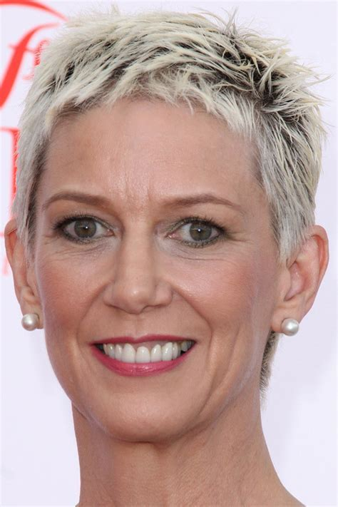 Edgy Hairstyles For Older Women   Elle Hairstyles