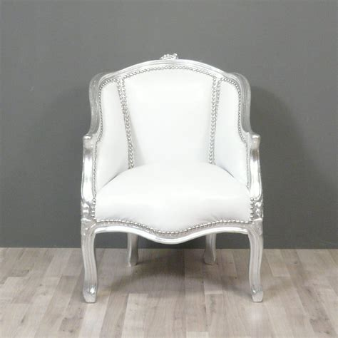 chaise baroque blanche best chaise louis blanche ideas joshkrajcik us