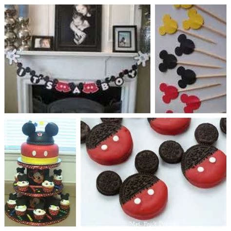 Mickey Mouse Decorations For Baby Shower - the world s catalog of ideas