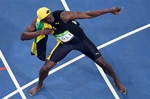 Usain Bolt wins 100m Olympic gold at Rio 2016 | Olympics ...