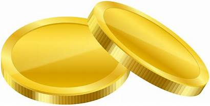 Gold Clipart Coins Clipartpng Money Link 2873
