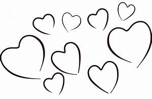 Free clipart silhouette hearts - BBCpersian7 collections