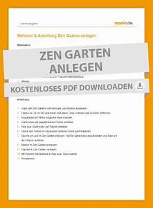 Zen Garten Anlegen : harmonie an erster stelle zen garten anlegen ~ Articles-book.com Haus und Dekorationen