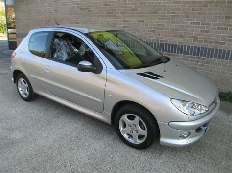used peugeot for sale uk used peugeot 206 2006 for sale uk autopazar