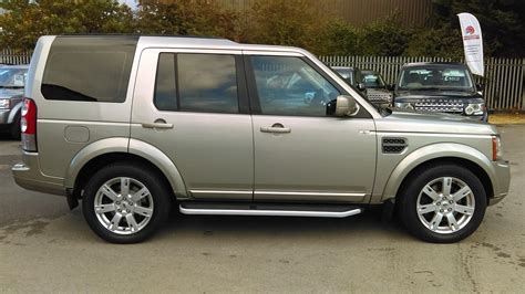 Used 2018 Land Rover Discovery 4 Tdv6 Xs Great Looking
