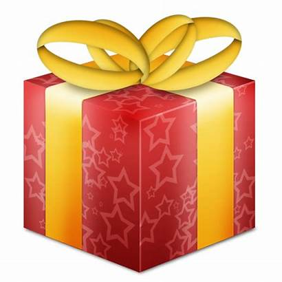 Icon Gift Present Giftbox Icons