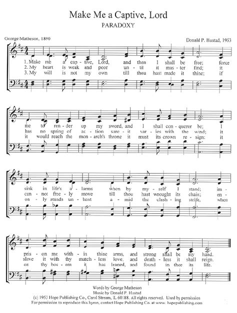 the center for church music songs and hymns