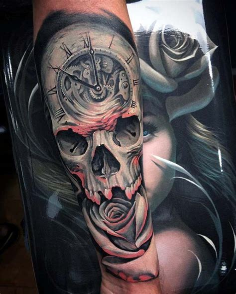 extreme tattoos  men eccentric ink design ideas