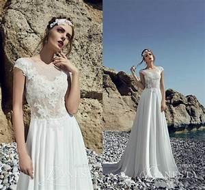 2016 outdoor wedding dresses garden summer sheer lace a With wedding dresses for summer outdoor weddings