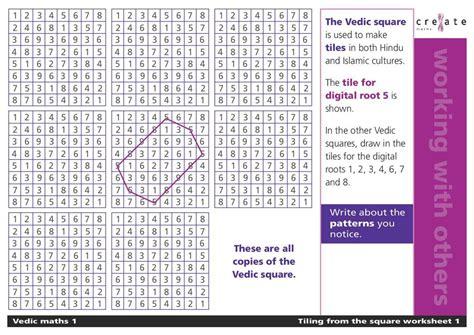 vedic maths  stem