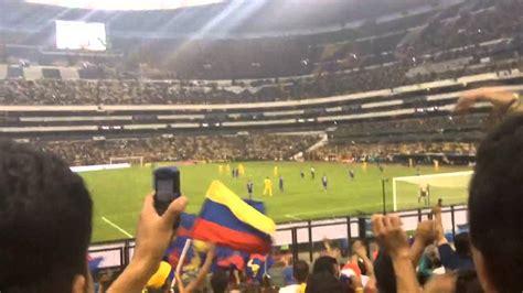 Fc America Vs Tigres Fc En El Estadio Azteca Gol De Raul