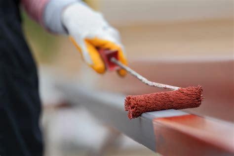Treppengeländer Streichen Metall by Metall Fachgerecht Streichen 187 So Wird Es Gemacht