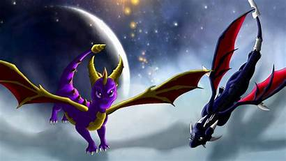 Spyro Beginning Legend Wallpapers Dragon Backgrounds Background
