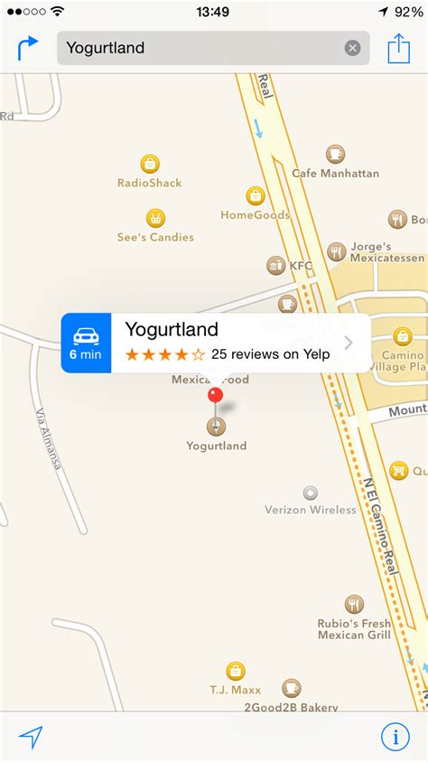 how to report a problem in apple maps