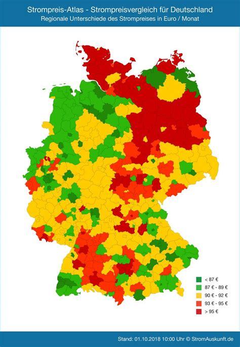 In Deutschland stromanbieter und stromversorger in deutschland 2019