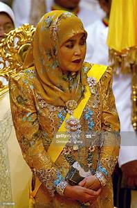 Begawan  Brunei - September 5  The Sultan Of Brunei U0026 39 S Wife Paduka    News Photo