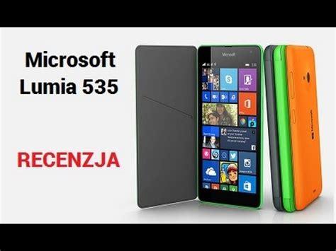 microsoft lumia 535 już nie nokia recenzja