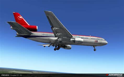 Aerobridge Studios DC-10 X-Plane | According to Aerobridge ...