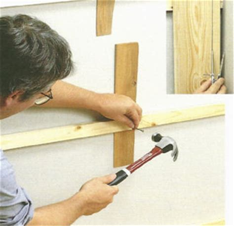 installing wood paneling on walls how to install wood paneling