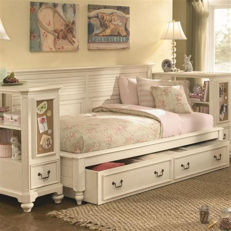 full size bookcase daybed full size daybed with storage woodworking projects plans